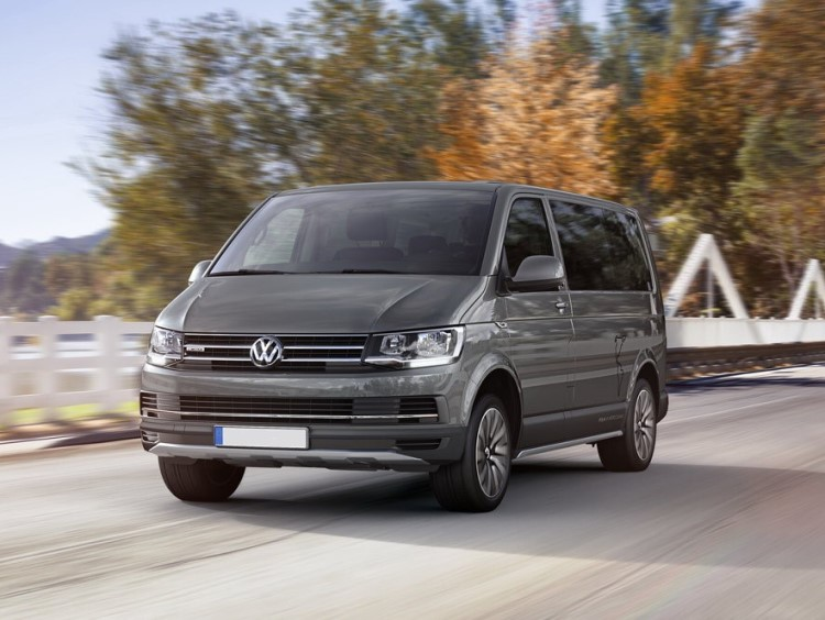 Прокат Volkswagen Multivan 2017 AT