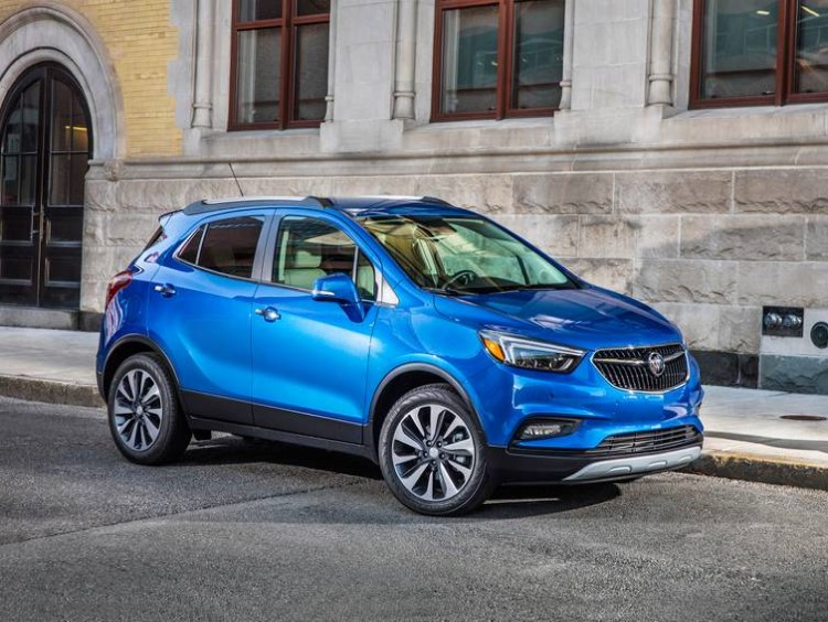 Прокат Buick Encore 2019 AT AWD