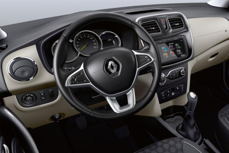 RENAULT LOGAN 2019 MT
