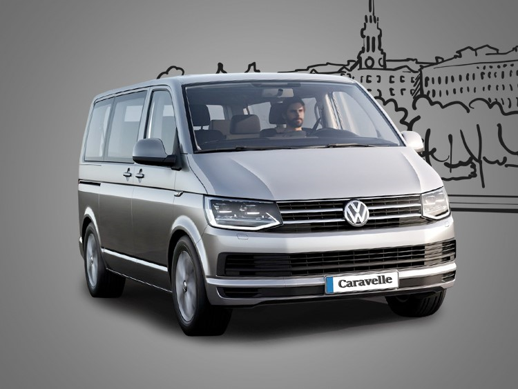 Volkswagen Caravelle 2016 AT