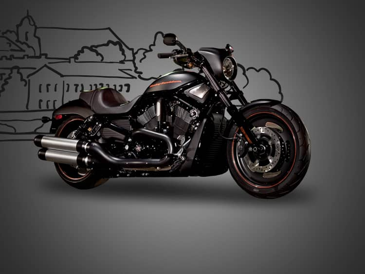 Прокат Harley Davidson V-Rod Night Rod Special