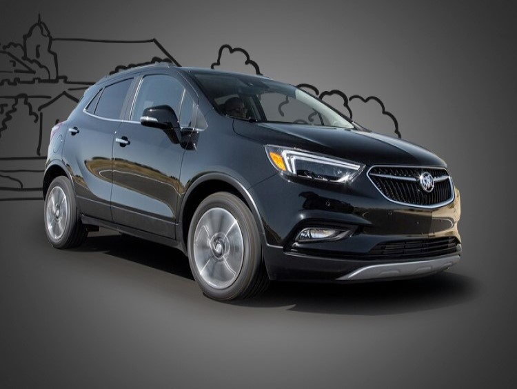 Buick Encore 2019 AT AWD