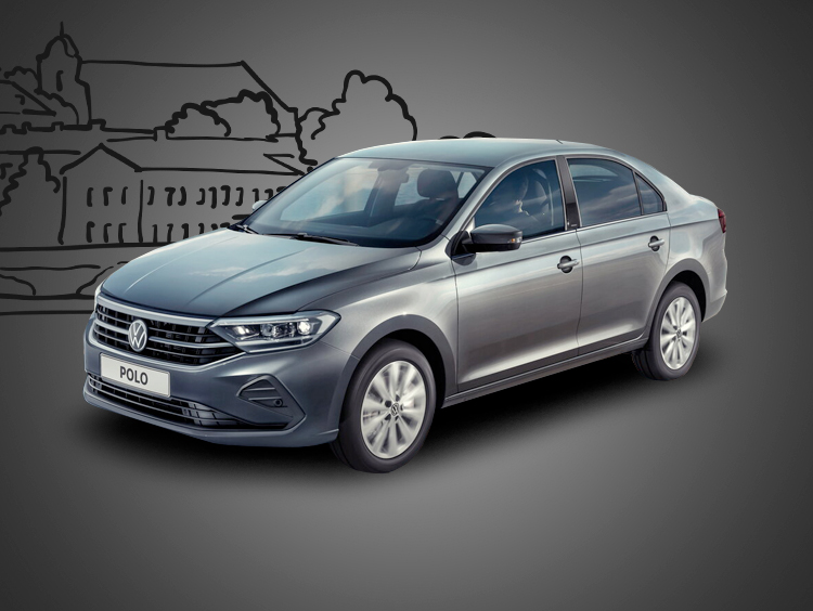 Прокат Volkswagen Polo 2020 MT