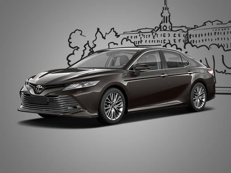 Toyota Camry 2019 AT