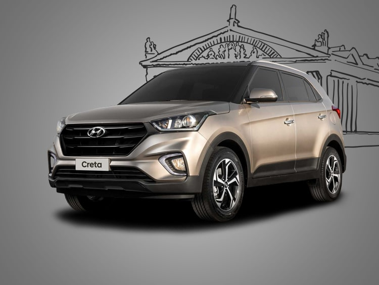 Прокат Hyundai Creta 2019 AT AWD