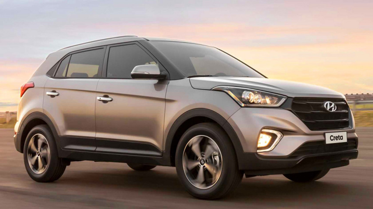 Hyundai Creta 2019 AT