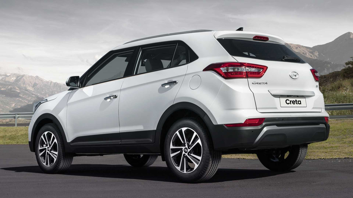 Hyundai Creta 2020 AT AWD