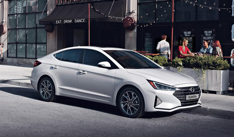 Прокат Hyundai Elantra 2019 AT