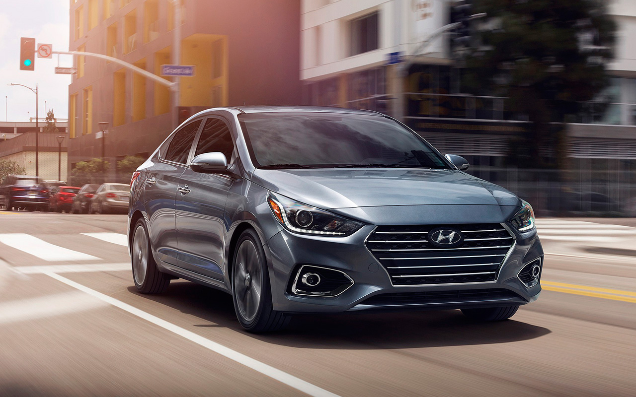 Hyundai Solaris 2019 AT