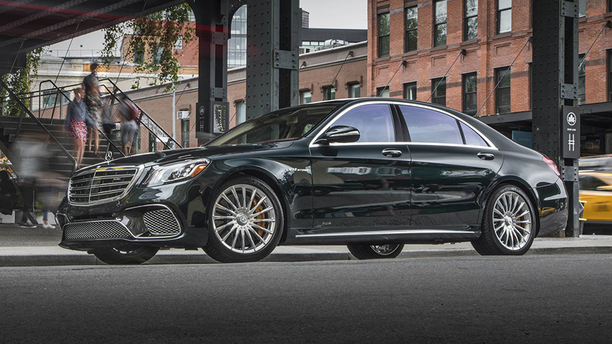 Mercedes Benz S500 2016 AMG 4MATIC Long