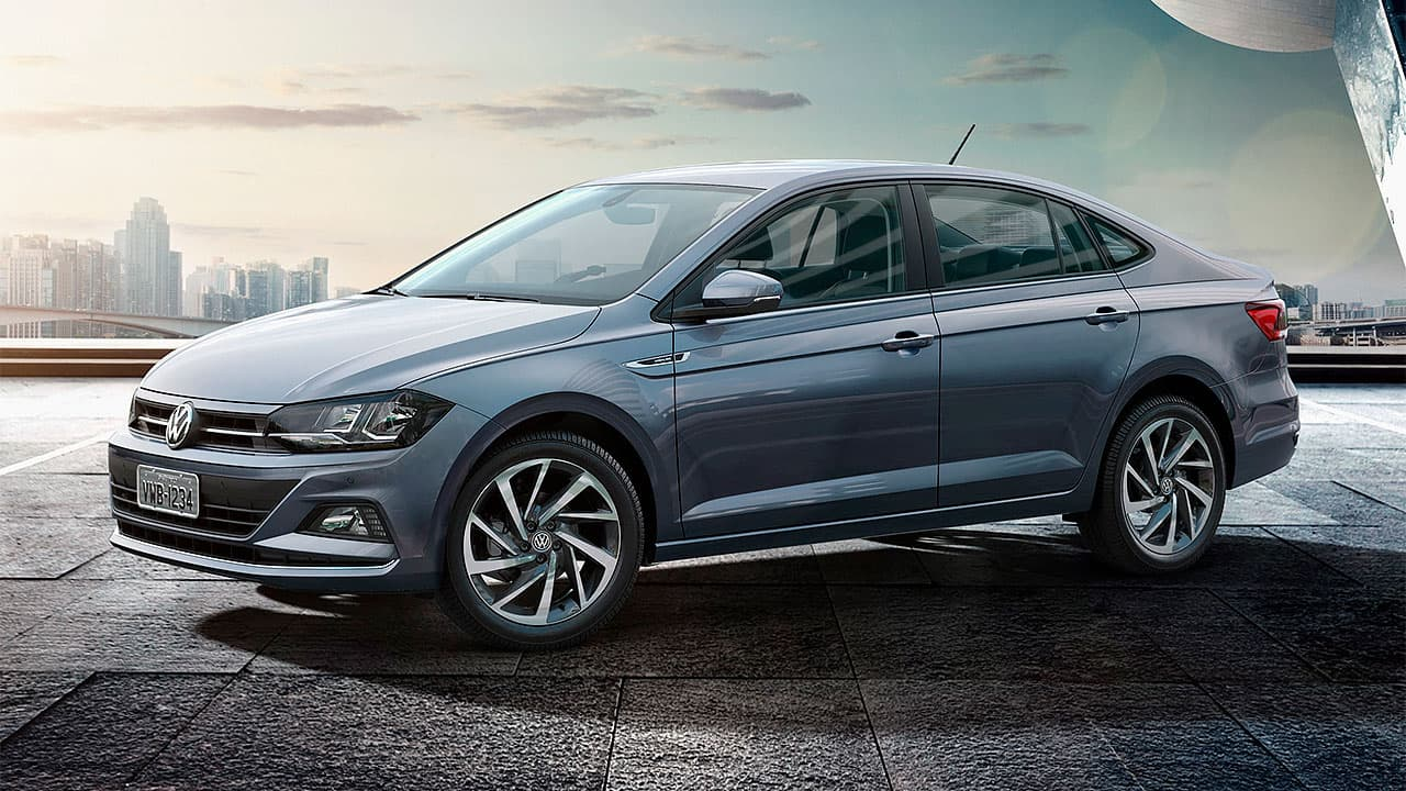 VOLKSWAGEN POLO 2019 MT