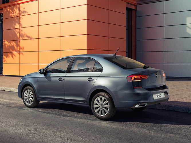 Volkswagen Polo 2020 MT